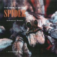 The world of the spider Book cover