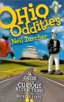 Ohio oddities : a guide to the curious attractions of the Buckeye State Book cover