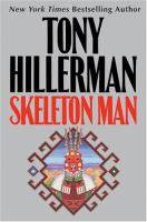Skeleton man Book cover