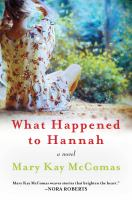 What happened to Hannah : [a novel]  Cover Image