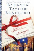 Letter from a stranger : a novel  Cover Image