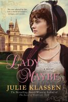 Lady maybe Book cover