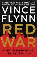 Red war : a Mitch Rapp novel Book cover