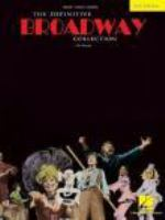 The definitive Broadway collection : 120 songs : piano, vocal, guitar Book cover