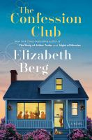 The confession club : a novel Book cover