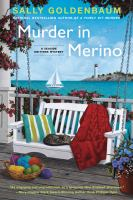 Murder in merino : a seaside knitters mystery  Cover Image