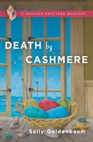 Death by cashmere : a seaside knitters mystery  Cover Image