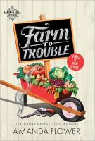 Farm to trouble Book cover