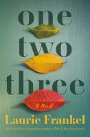 One two three Book cover