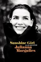 Sunshine girl : an unexpected life  Cover Image
